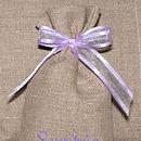 Linen Lavender Sacks