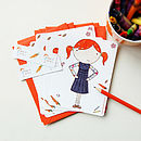 Any Occasion Girl Postcards