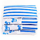 Tractor Cot Bed Bumper And Sheet Set