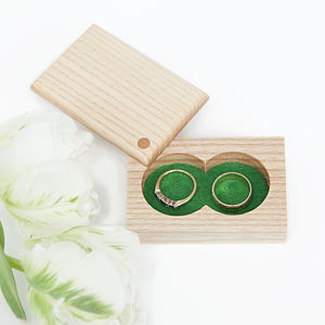 Mini Keepsake Box - jewellery storage & trinket boxes