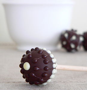 Single Malt Lollipops - chocolates