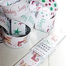 Personalised Paper Chains