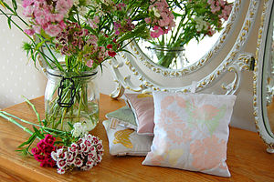 Flower Lavender Bag - decorative accessories