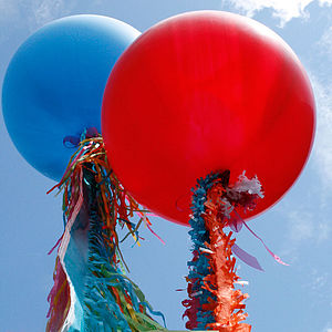 Super Size Big Balloons