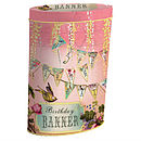 Sparkly Banner In A Tin - 'Happy Birthday'