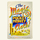 Child's 'Pocket Money Cloth' Tea Towel