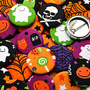 Halloween Badges - Mixed Designs