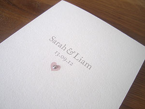 Personalised Vintage Style Wedding Card - wedding cards