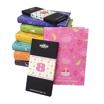 Child's Birthday Chocolate And Book Gift Set