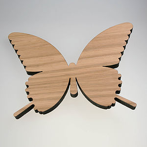 Magnetic Butterfly Wall Hook - bathroom