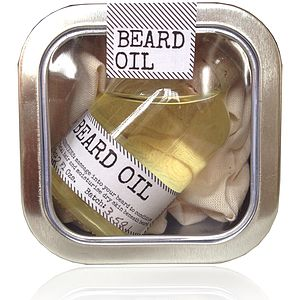 Beard Oil And Face Rag By Botanist 50ml - men's grooming