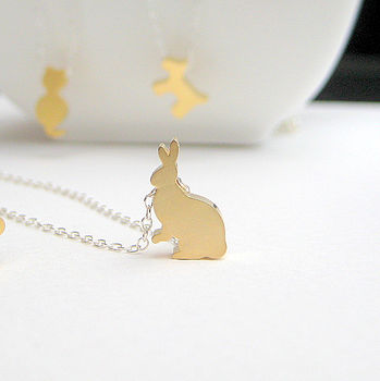 'Petite Lapin' Necklace