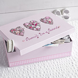 Mum's Large Keepsake Box - storage & organisers