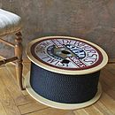Cotton Reel Table