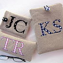 Personalised Initials Cover For Kindle