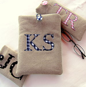 Personalised Initials Cover For Kindle - men's accessories