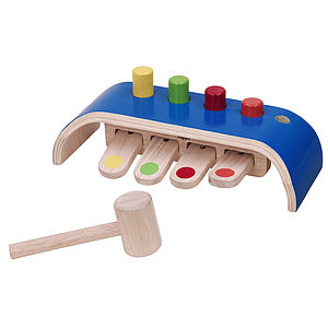 Bouncing Pounder Traditional WoodenToy