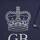 Great Britain 'GB' T Shirt