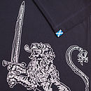 Scottish Lion T Shirt