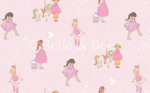 Ava & Friends Cotton Satin