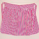 Personalised Striped Pinny