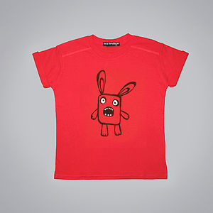 Child's Bad Bunny T Shirt - t-shirts & tops