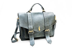 Leather Bag - handbags