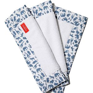 Boys Towelling Changing Mat - more