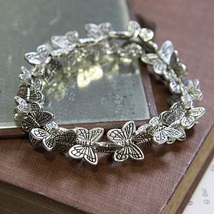 Butterfly Kisses Bracelet - women's jewellery