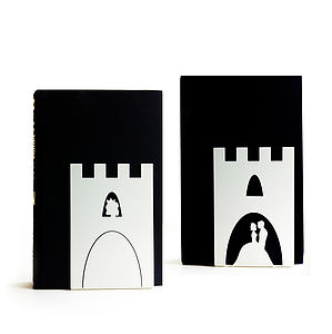 Pair Of 'Happily Ever After' Bookends