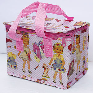 Cut Out Dolly Lunch Bag