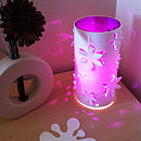Flower Table Lamp