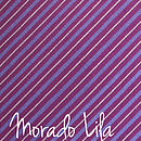 Morado Lila Purple Scarf - On