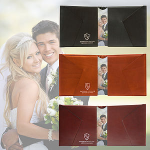 Personalised Leather Wallet Gift