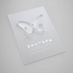Magnetic Butterfly Decoration - decorative accessories