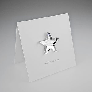 Magnetic Star Gift Card