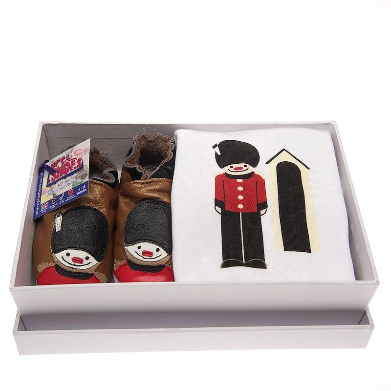 On Parade Soldier Gift Set