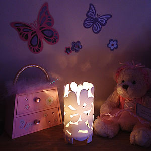 Splat Night Light - children's room
