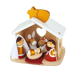 Christmas Nativity Set - last-minute gifts