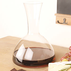 Beaujolais Glass Carafe - jugs & bottles