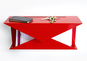 Envelope Mail Shelf - furniture