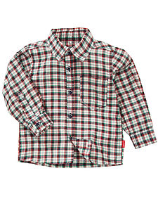 Checked Lucio Shirt - clothing