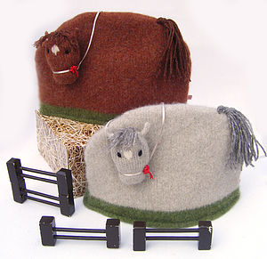 Horse Tea Or Coffee Cosy