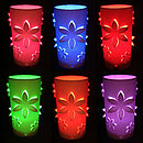 Flower Colour Changing LED Battery Operated Light
