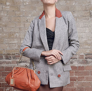 50% Off Vintage Boyfriend Blazer Was £45