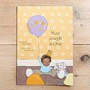 Photo-Personalised First Birthday Book
