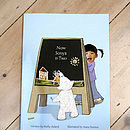 Photo-personalised Second Birthday book for child