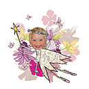 Personalised Fairy Or Princess T Shirt