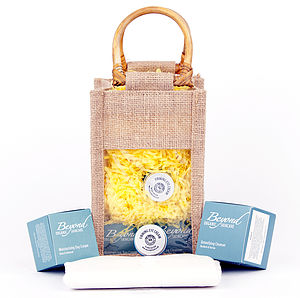 Organic Daily Essentials Gift Pack - beauty & pampering