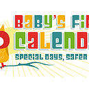 Baby's First Calendar 15% Off Limited Offer